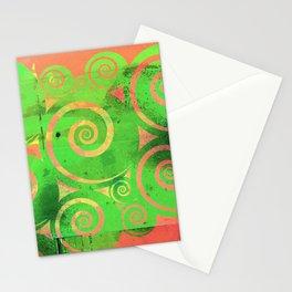 """ Kiwi Lifestyle"" - Kuro Kuro Stationery Cards"