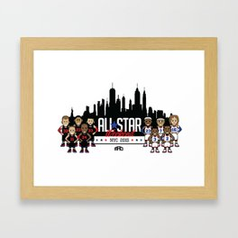 MAD Starting 10  Framed Art Print