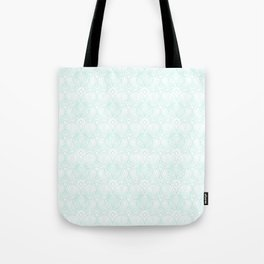 Miami Beach Motel- Mint Tote Bag