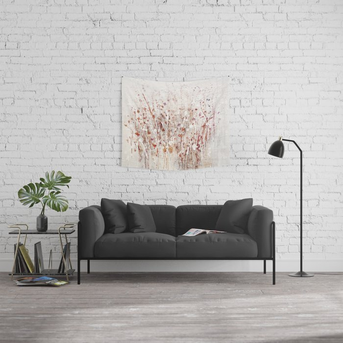 little rose Wall Tapestry