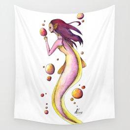 Mermaid 14 Wall Tapestry
