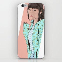 Sumire Yoshida Silent Siren iPhone Skin