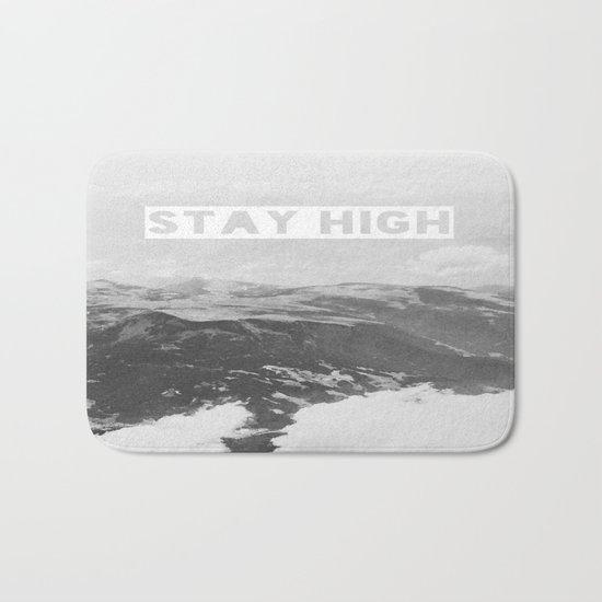 Stay High II Bath Mat