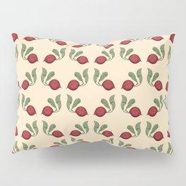 Radishes Pillow Sham