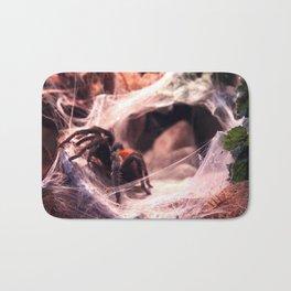 Lady Tarantula Bath Mat