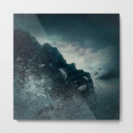 Fallen From Grace Metal Print