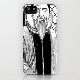 Dr. John Dee iPhone Case