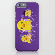 DANGERS OF THE BATHROOM iPhone 6s Slim Case