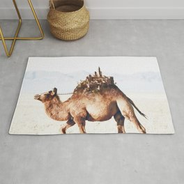 Moving City Rug