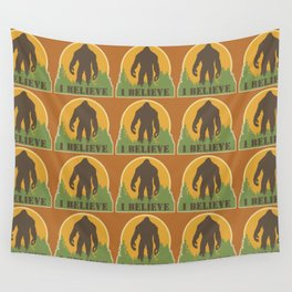 Bigfoot - I believe Wall Tapestry