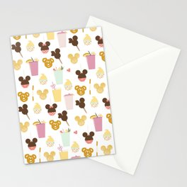Magic Food Stationery Cards