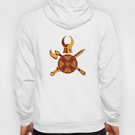 Norse War Icon Hoody