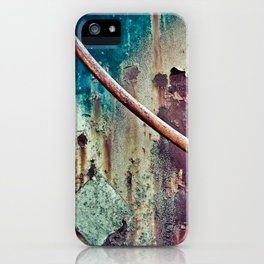 Ambiance urbaine iPhone Case
