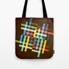 Up and Sideways Tote Bag