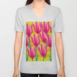 Spring Mod Unisex V-Neck