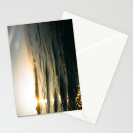 Golden Hour III Stationery Cards