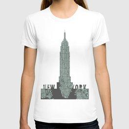 Empire State NY T-shirt