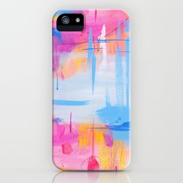 Layla 2 iPhone Case