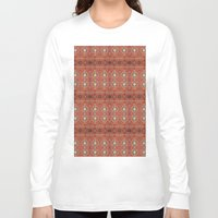 boho Long Sleeve T-shirts featuring Boho  by Monike Meurer