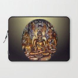 Gold Buddha Laptop Sleeve
