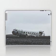 Sólheimasandur Plane Wreck, Iceland Laptop & iPad Skin