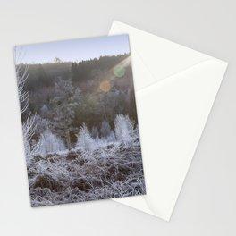 Moseley Green Sunrise - II Stationery Cards