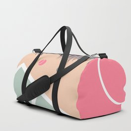 Tennis Court #society6 #decor #buyart Duffle Bag
