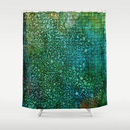 SWIM Shower Curtain