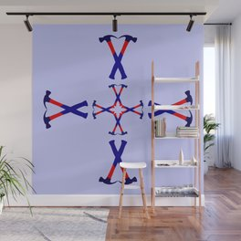 Hammers Design version 3 Wall Mural