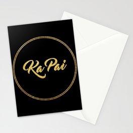 Ka Pai Stationery Cards