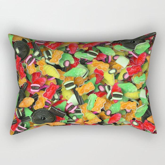 Candy 8 Rectangular Pillow