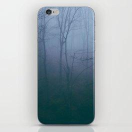 Dense Fog iPhone Skin