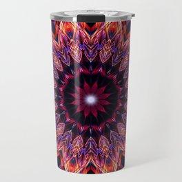 Born Of Fire Travel Mug