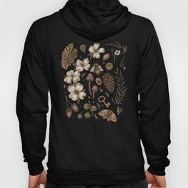 Nature Walks (Light Background) Hoody