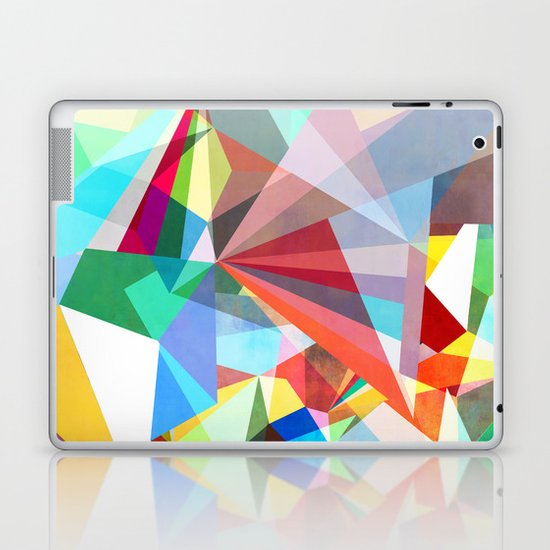 Colorflash 5 Laptop & iPad Skin