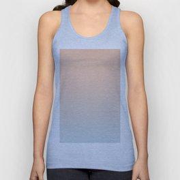 WEST COAST - Minimal Plain Soft Mood Color Blend Prints Unisex Tank Top