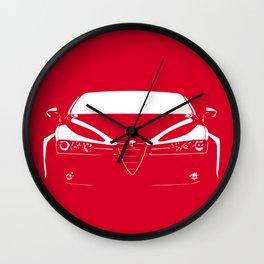 ALFA Wall Clock