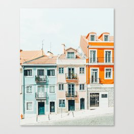 Beautiful Day #photography #architecture Canvas Print