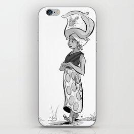 Zambia iPhone Skin