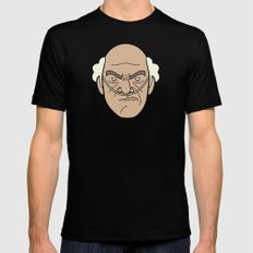 Faces of Breaking Bad: Hector Salamanca Mens Fitted Tee X-LARGE Black
