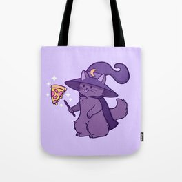 Kitty Wizard Tote Bag