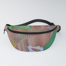 """Arum"" by ICA PAVON Fanny Pack"