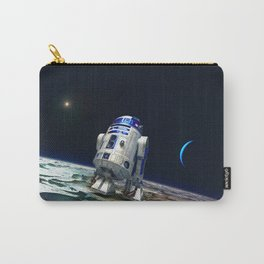 R2 In The Moon Carry-All Pouch