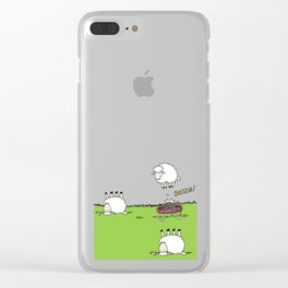 Boing Clear iPhone Case