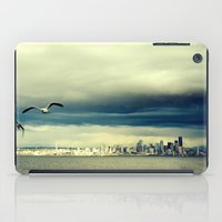 seattle iPad Cases featuring Seattle by FrancisDelapena.com