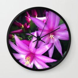 mis amigos  Wall Clock