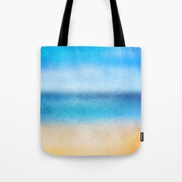 Tropical Sea #4 Tote Bag