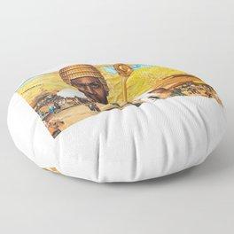 Mansa Musa Floor Pillow