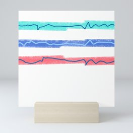 colourlife Mini Art Print