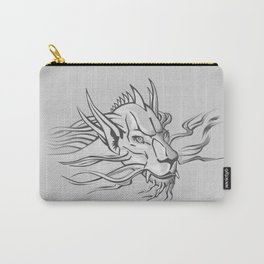 Leo Dragon by Dreamingsenga Carry-All Pouch